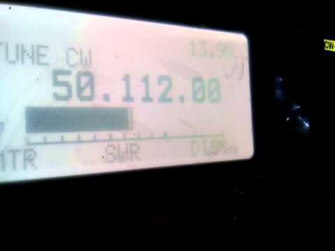 CQ WW VHF 2015 9M2CLN 50MHz 6m