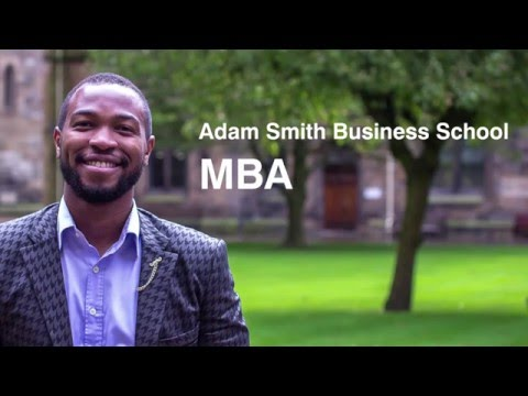 MBA Interview with the Adam Smith Business School
