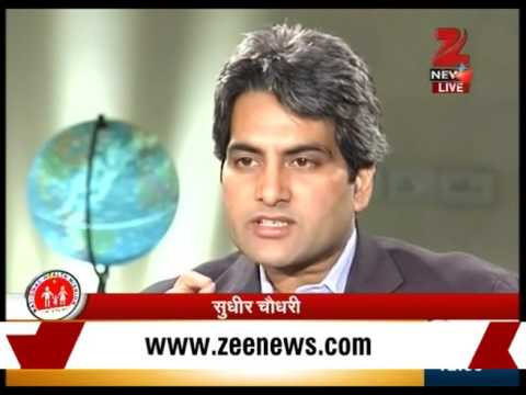 Exclusive: Home Minister Rajnath Singh in conversation with Sudhir Chaudhary