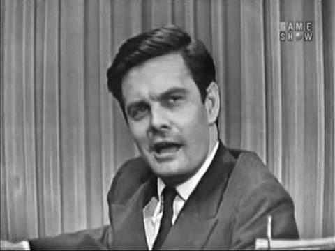 What's My Line?  Louis Jourdan Dec 5, 1954