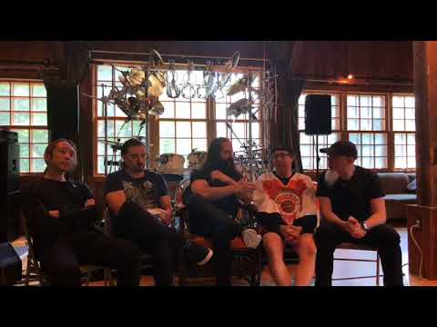 Dream Theater - Facebook Live Q&A (June 28, 2018)