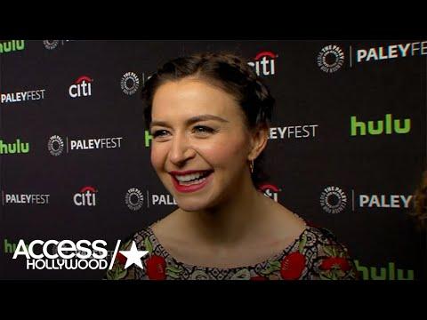 Caterina Scorsone On Amelia & Owen's Tough 'Grey's Anatomy' Storyline  Access Hollywood