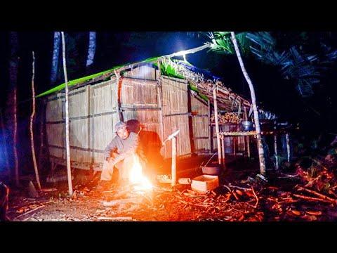 Bermalam Di Hutan Kalimantan