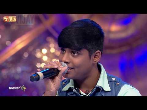 Super Singer Junior - Ennavale Adi Ennavale by Harikaran