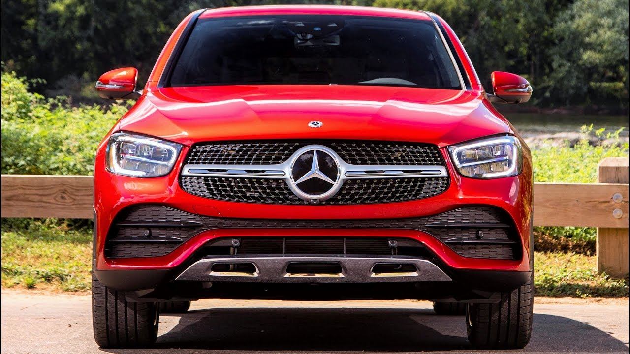 2020 Mercedes GLC 300 Coupe - Spacious, Practical And ...