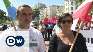 Deutsche Minderheit in Polen unter Druck | DW Nachrichten