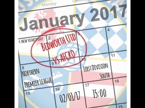 Bedworth Utd Vs AFCRD