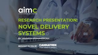 AIMC Jul 8 - Novel Delivery Systems with Janaken Krishnarajah