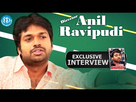 Director Anil Ravipudi Exclusive Interview || Talking Movies With IDream # 159 || #Supreme