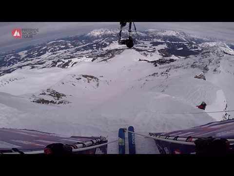 Winning GoPro Run Mickael Bimboes - FWT18 Fieberbrunn Austria