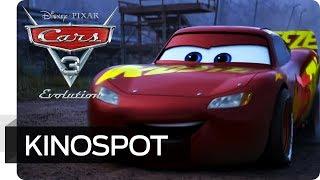 CARS 3: Evolution - Charakter Lightning | Disney•Pixar HD