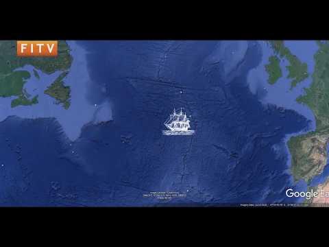 Saving the Mizzen Mast of the SS Great Britain