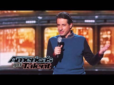 Dan Naturman: Comedian Pokes Fun at Family and Doctors - America's Got Talent 2014 from YouTube · Duration:  3 minutes 27 seconds