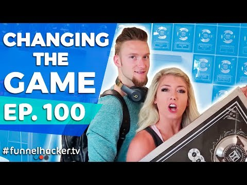 FHTV 100th Ep  Breaking Records And Changing The Game With Kaeline Poulin!