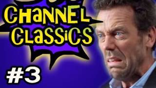 Channel Classics #3: Nova Draws UNZIP