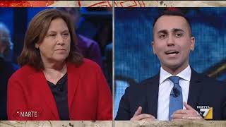 Luigi Di Maio su Maria Elena Boschi: 'Andava da Unicredit e Consob a chiedere una mano per le ...