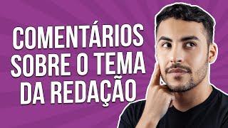 TEMA DA REDAÇÃO ENEM 2019: DEMOCRATIZAÇÃO DO ACESSO AO CINEMA NO BRASIL | Prof. Romulo Bolivar