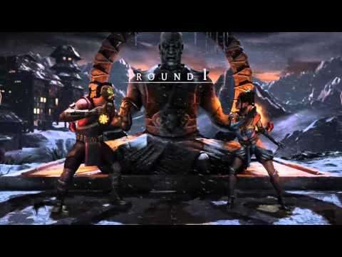 Mortal Kombat X playing kano live tower