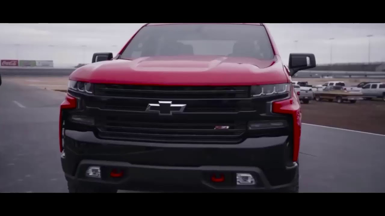 chevrolet Silverado 2019!!¿En México? - YouTube