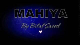 Mahiya Bilal Saeed