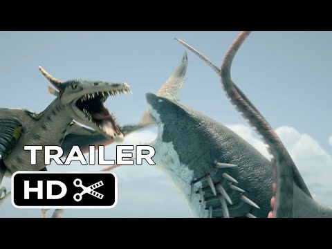 SHARKTOPUS VS. PTERACUDA (2014) Official Trailer