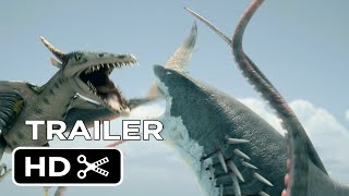 Sharktopus Vs Pteracuda | Official Trailer [HD]