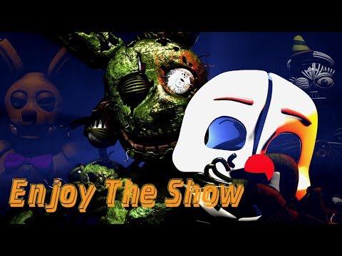 [FNaF SFM] Enjoy The Show by NateWantsToBattle