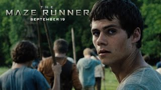 The Maze Runner | Clue [HD] | 20th Century FOX