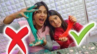 Fazendo Slime com Mamãe - Yasmin Verissimo