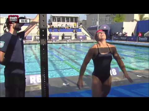 The Pool: Women's Heat 2 - 2013 CrossFit Games