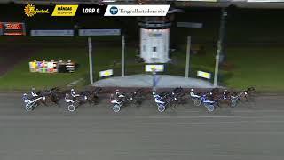 Vidéo de la course PMU PRIX TINGVALLASTADENS ROR