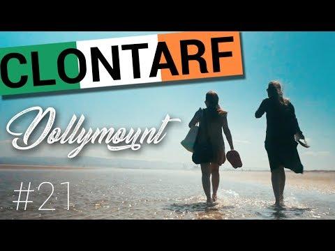 CLONTARF - Dollymount Beach e um dia incrível (português)   Episode #21