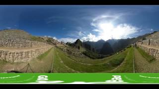 360 Video: Machu Picchu with Go Ahead Tours