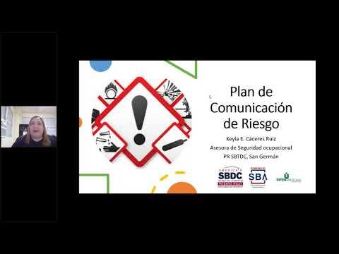 CARES | Desarrolle un Plan de Comunicación de Riesgo para su Empresa