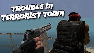 Trouble in Terrorist Town # 1140 - Spring! Ich pushe dich... - TTT Gameplay (German/Deutsch)