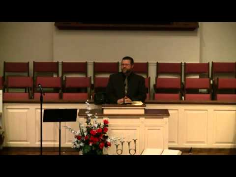"1/4/15 - ""Zechariah: Crucial Questions For The New Year, Part One"" (Luke 1:5-7) Dr Donnie Brannen"