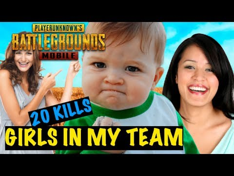 Carrying Girls to Victory in PUBG Mobile   Funniest Moments   Triggered Insaan