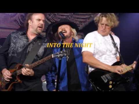 .38 SPECIAL - ROCKIN INTO THE NIGHT (lyrics)
