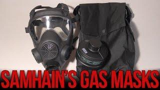 Обзор украинского противогаза МТ213/2У (МП-5У)   Ukrainian gas mask