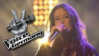 Anja Lerch: I'd Rather Go Blind | The Voice of Germany 2013 | Showdown
