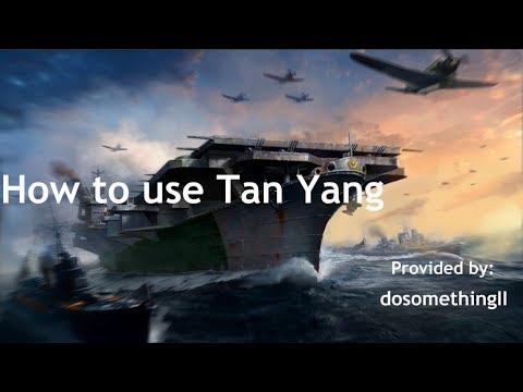How to use Tan Yang