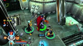 X-Men Legends II: Rise of Apocalypse - Gameplay PS2 HD 720P (PCSX2)