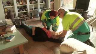 """""""De mensen van de ambulance"""" in de hoofdrol: ambulanceverpleegkundige"""