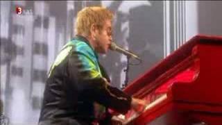 Believe - Elton John - Red Piano