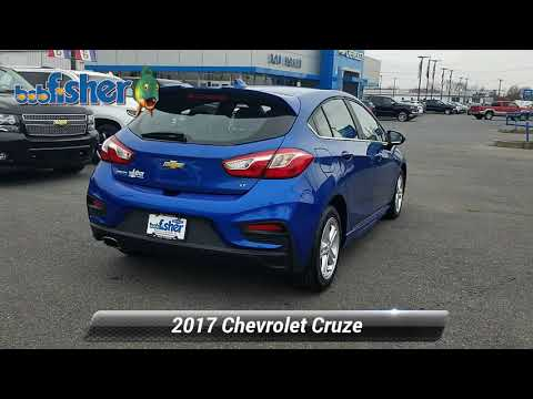 Used 2017 Chevrolet Cruze LT, Reading, PA 7318Z