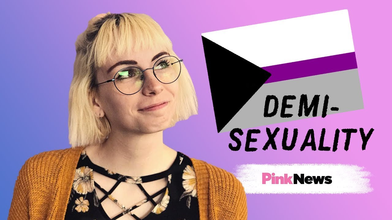 What does demisexual mean