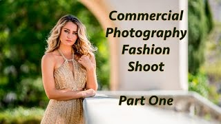 Commercial Photography Photo Shoot and Workshop for Mia Bella Couture
