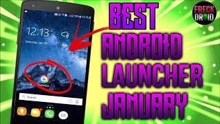 6 Top Best Android Launcher 2018 | New Android Launcher 2018 (January)🙀🙀
