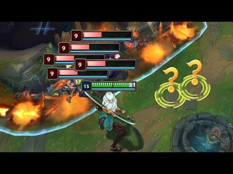 "10 Minutes ""SATISFYING MOMENTS"" in League of Legends"