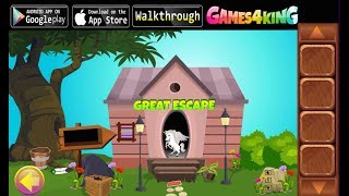 G4K Pegasus Rescue Walkthrough Games4King